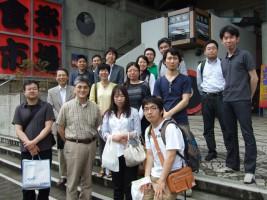 3研究室合同リトリート(和倉温泉2012.6.9-10)