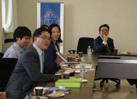 ソウル大学がん研究所大学院生との交流会・セミナー(2013.9.11)